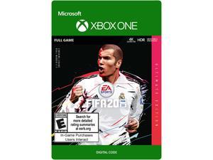 FIFA 20: Ultimate Edition Xbox One [Digital Code]