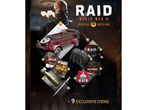 RAID: World War II Special Edition [Online Game Code]