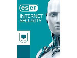 ESET Internet Security 2018, 3 PCs 1 Year - Download