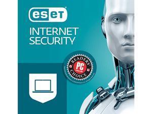 ESET Internet Security 2019, 5 PCs (Download)