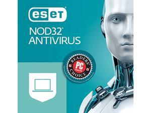 ESET NOD32 Antivirus 2019, 3 PCs (Download)