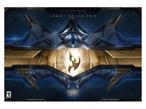 Starcraft II: Legacy of the Void Collector's Edition - PC