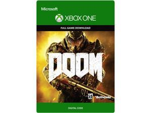 DOOM - Includes All DLC Xbox One [Digital Code]