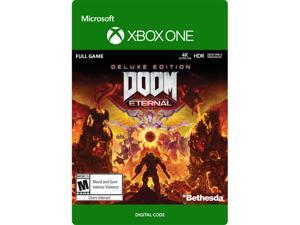 DOOM Eternal: Deluxe Edition Xbox One [Digital Code]