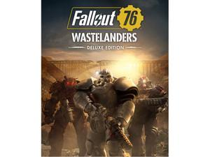 Fallout 76: Wastelanders Deluxe Edition [Online Game Code]