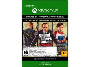 Grand Theft Auto V: Criminal Enterprise Starter Pack Xbox One [Digital Code]