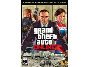 Grand Theft Auto V : Criminal Enterprise Starter Pack [Online Game Code]