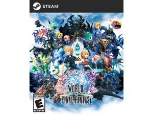 WORLD OF FINAL FANTASY [Online Game Code]