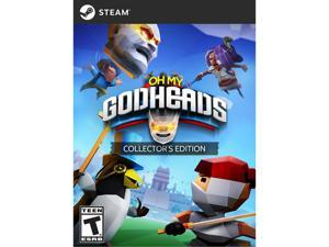 Oh My Godheads Collector's Edition [Online Game Code]