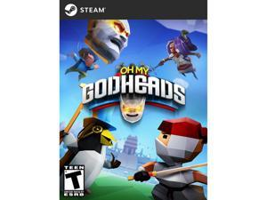 Oh My Godheads [Online Game Code]