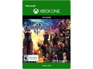 Kingdom Hearts III Xbox One [Digital Code]