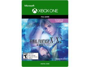 FINAL FANTASY X/X-2 HD Remaster Xbox One [Digital Code]