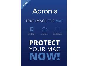 Acronis True Image for Mac - 1 Mac