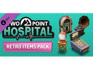 Two Point Hospital - Retro Items Pack [Online Game Code]
