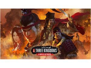 Total War: THREE KINGDOMS - A World Betrayed [Online Game Code]