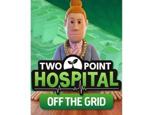 Two Point Hospital: Off the Grid [Online Game Code]