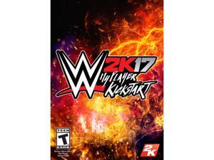 WWE 2K17 - Myplayer Kick Start [Online Game Code]