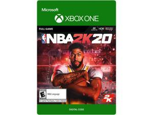 NBA 2K20 Xbox One [Digital Code]