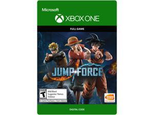 Jump Force: Standard Edition Xbox One [Digital Code]