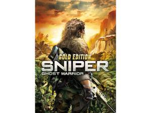 Sniper Ghost Warrior Gold Edition [Online Game Code]