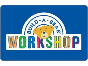 Build-A-Bear Workshop $50 Gift Card (Email Delivery)