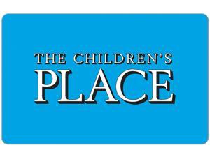 The Children's Place $100 Gift Card - Digital Delivery