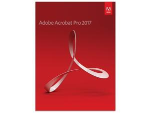 Adobe Acrobat Pro 2017 Windows - Download