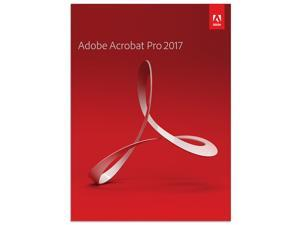Adobe Acrobat Pro Mac 2017 - Download