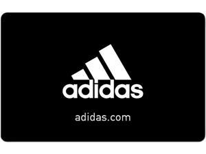 adidas $10 Promotional Card - Email Delivery - Promotional Only - Code Expires on February 28, 2020