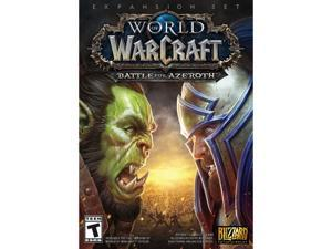 World of Warcraft Battle for Azeroth - PC