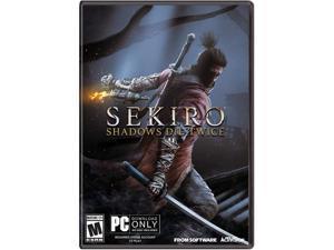 Sekiro: Shadows Die Twice - PC (Product Key Card)