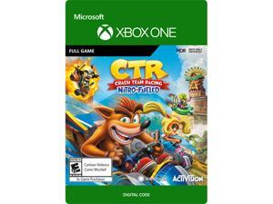 Crash Team Racing Nitro-Fueled: Digital Standard Edition Xbox One [Digital Code]