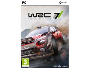 WRC 7 FIA World Rally Championship [Online Game Code]