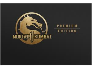 Mortal Kombat 11 Premium Edition [Online Game Code]