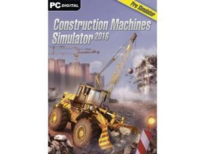 Construction Machines Simulator 2016 [Online Game Code]