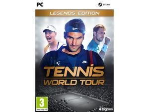 Tennis World Tour Legends Edition [Online Game Code]
