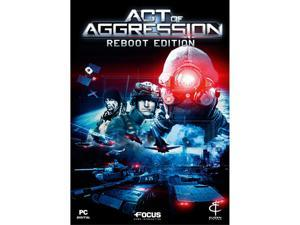 Act of Aggression Reboot Edition [Online Game Code]