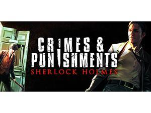 Sherlock Holmes: Crimes and Punishments [Online Game Code]