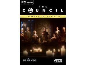 The Council: Complete Season [Online Game Code]