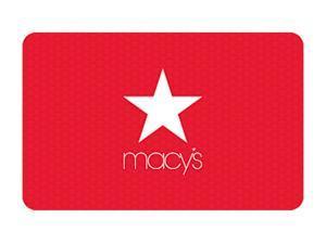 Macy's $50 Gift Card + $10 Gift Card