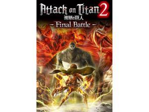 Attack on Titan 2: Final Battle [Online Game Code]