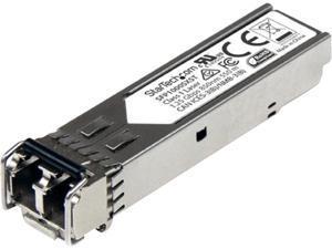 StarTech.com SFP1000SXST 1000BASE-SX SFP Transceiver Module - 1 Gbps - 550m - MSA Compliant Fiber SFP