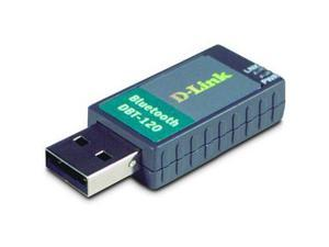 D-Link DBT-120 USB 2.0 Wireless USB Bluetooth Adapter