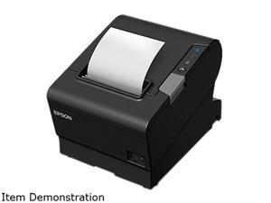 Epson C31CE94A9921 TM-T88VI Thermal Receipt Printer - Black