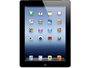 "Apple iPad 3 MD367LL/A 32GB Wifi + 4G Unlocked 9.7"",Black(Scratch and Dent)"