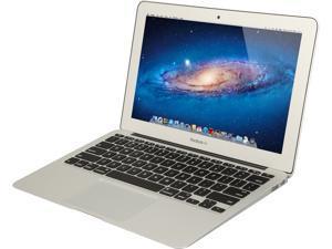 "Apple Grade A Laptop MacBook Air MD845LL/AU-A Intel Core i7 2.20 GHz 8 GB Memory 256 GB SSD 11.6"" Mac OS X v10.10 Yosemite"