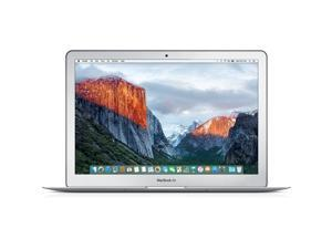 "Apple Laptop MacBook Air MJVG2LL/A Intel Core i5 5th Gen 5250U (1.60 GHz) 8 GB Memory 256 GB SSD Intel HD Graphics 6000 13.3"" Mac OS X v10.10 Yosemite (Scratch and Dent)"
