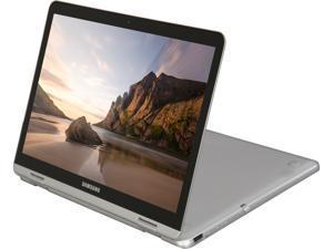 "SAMSUNG Chromebook Plus XE520QAB-K01US Chromebook Intel Celeron 3965Y (1.50 GHz) 4 GB Memory 32 GB eMMC SSD 12.2"" Chrome OS"