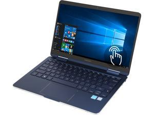 "SAMSUNG Notebook 9 Pen NP930SBE-K01US Intel Core i7 8th Gen 8565U (1.80 GHz) 8 GB Memory 256 GB SSD Intel UHD Graphics 620 13.3"" Convertible 2-in-1 Laptop Windows 10 Home 64-bit"