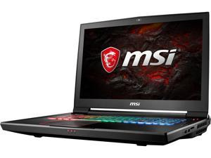 "MSI GT Series GT73VR TITAN PRO-NE1080 17.3"" 120 Hz Intel Core i7 7th Gen 7700HQ (2.80 GHz) GeForce GTX 1080 16 GB Memory 256 GB M.2 SSD 1 TB HDD Windows 10 Home 64-Bit Gaming Laptop -- ONLY @ NEWEGG"
